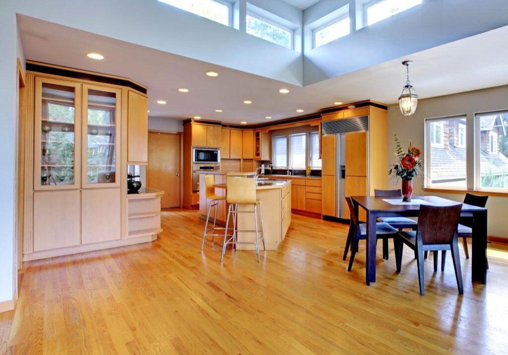 Columbus hardwood floor refinishing
